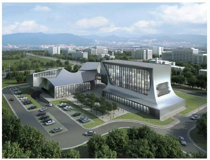 HuaiNan Animation Technology Industrial Park